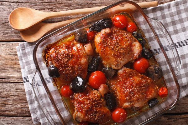 Free-Range Chicken Thighs