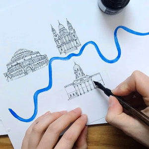 Learn to draw a map! 10th June 2020: a creative class via Zoom...