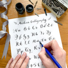 Load image into Gallery viewer, Calligraphy for Beginners - 19th January 2021