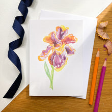 Load image into Gallery viewer, Iris No.9 Card