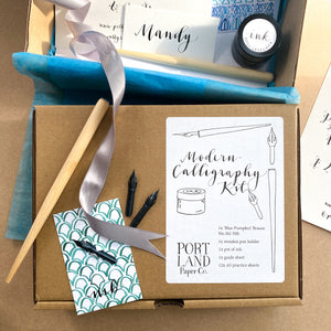 Calligraphy for Beginners Kit