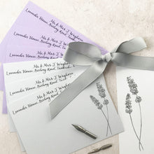 Load image into Gallery viewer, Bespoke Correspondence Cards