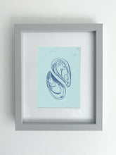 Load image into Gallery viewer, Mussel Shells - monotype