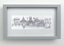 Load image into Gallery viewer, Rome Cityscape