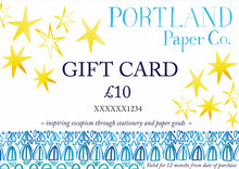 Load image into Gallery viewer, Portland Paper Co Digital Gift Card