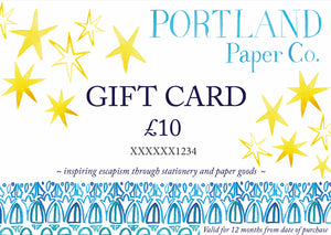 Portland Paper Co Digital Gift Card