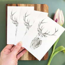 Load image into Gallery viewer, Stag Cards