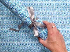 Turquoise Tile Wrap