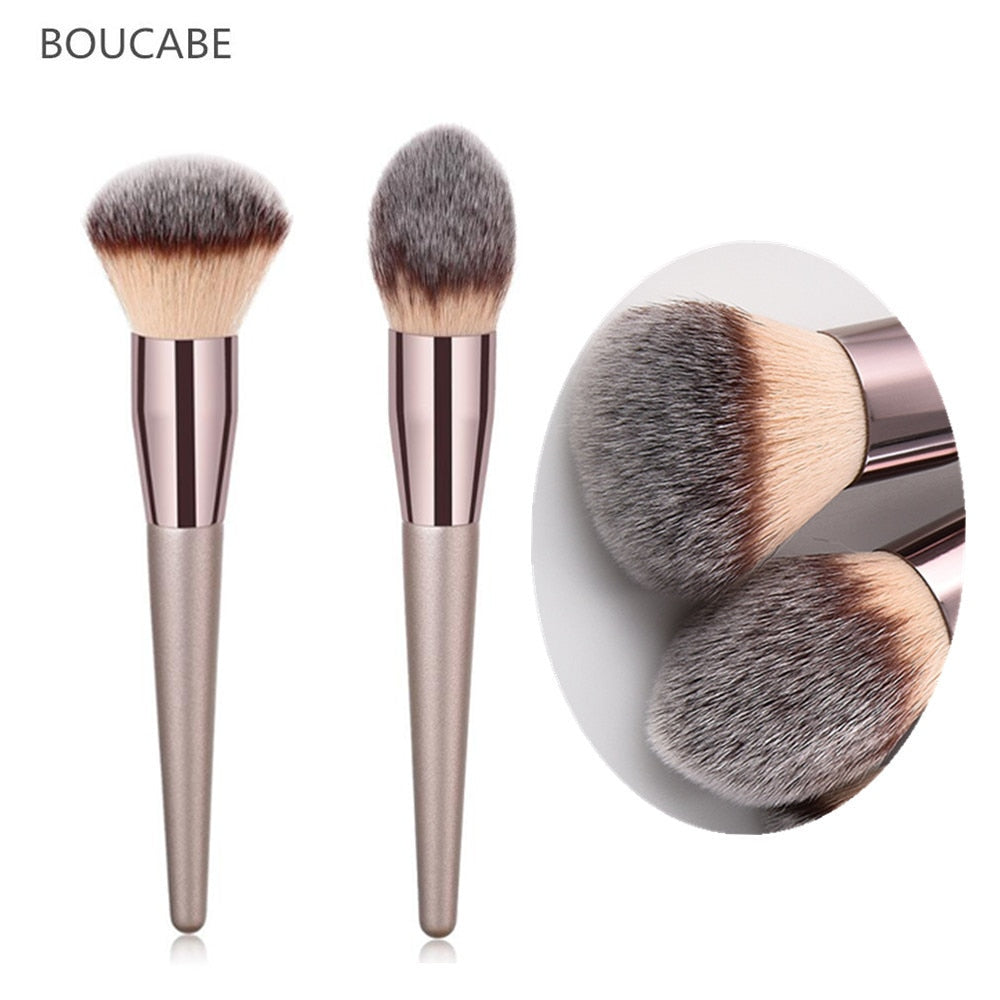 Singel Makeup Brush For Powder Highligher Brush Foundation Eyebrow Concealer Make Up Brushes Beauty Cosmetic Makeup Brushes Tool