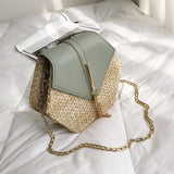 Bolso Hexagonal Beach