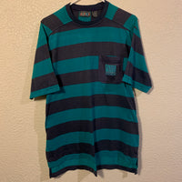 Vintage Stripe Paris Sport Club T Shirt