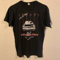 Vintage 80's California Style Car T Shirt
