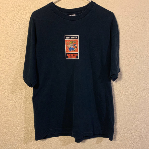 Vintage 2002 Tony Hawk's Huckjam T Shirt