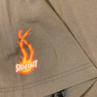Vintage Sideout Dragon Graphic T Shirt