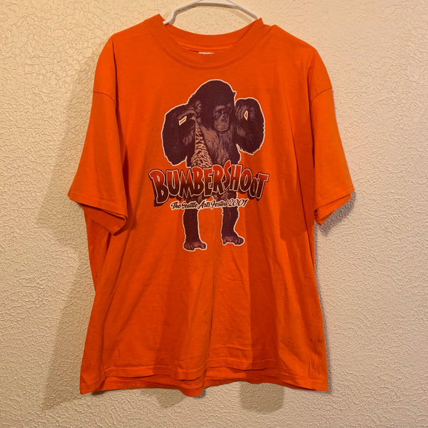 Early 2000's Bumbershoot Seattle Arts Festival T Shirt