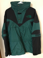 Vintage TNF The North Face Extreme Light Forest Green Jacket