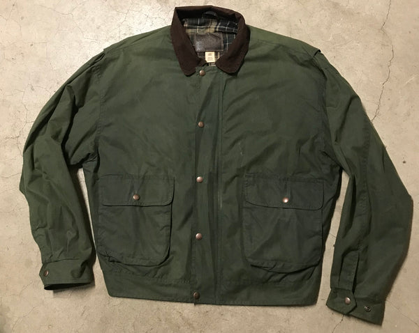 Australian Outback Collection Olive Green Waxed Jacket