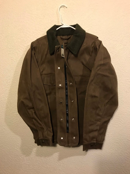 CC Filson Tin Cloth Waxed Hunting Jacket $300 + MSRP