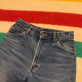 Vintage Lee Faded Blue Denim Jeans Sz 11