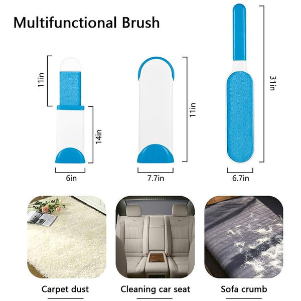 Reusable Pet Hair Removal Brush