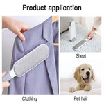 Pet Hair Remover Brush 3pc Set