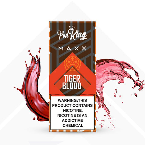 Pod King MAXX Disposable | 2ML | 5.0%