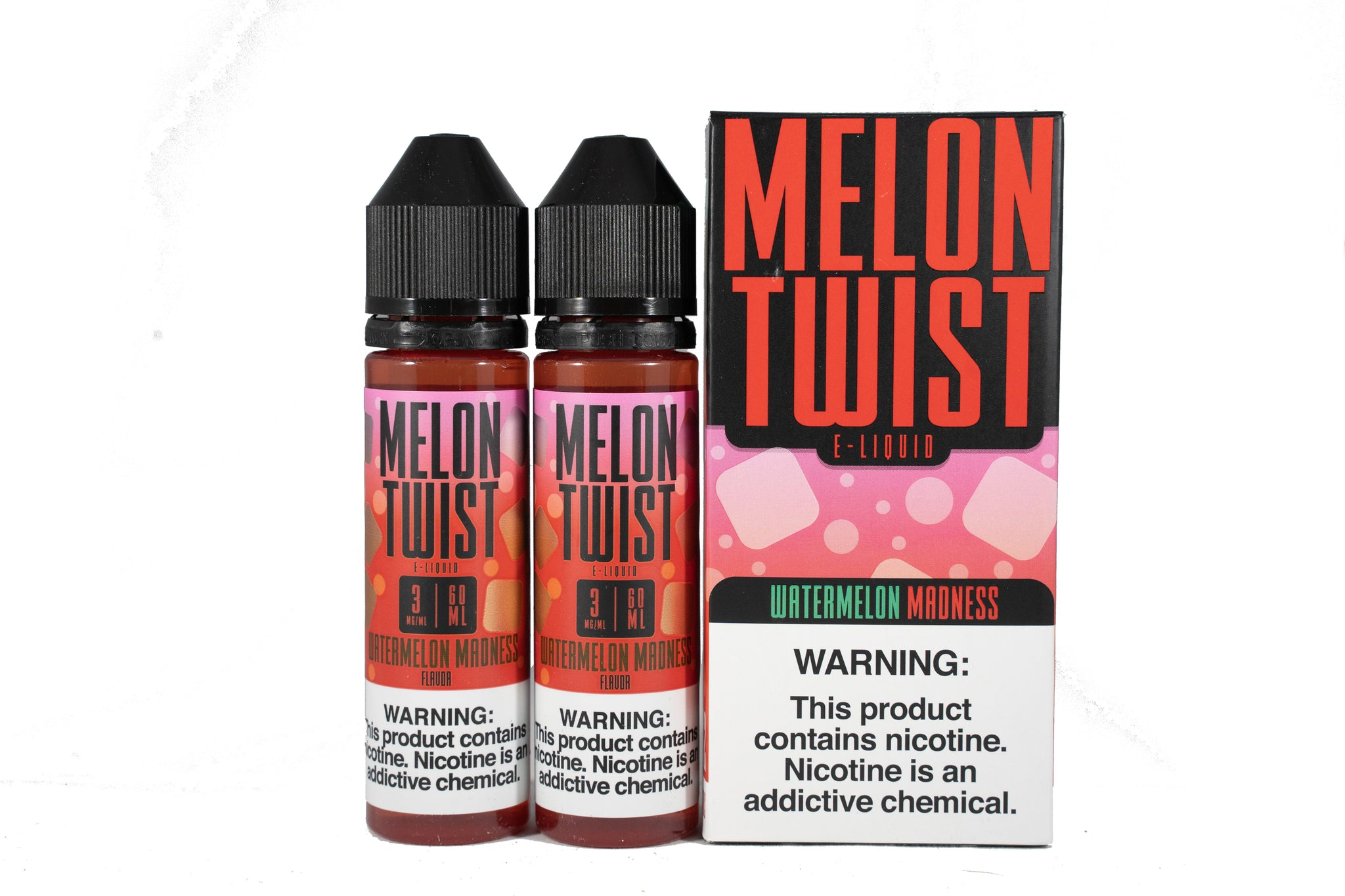 Melon Twist | Watermelon Madness | 2x60ML