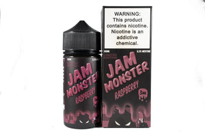 Jam Monster | Raspberry | 100ML