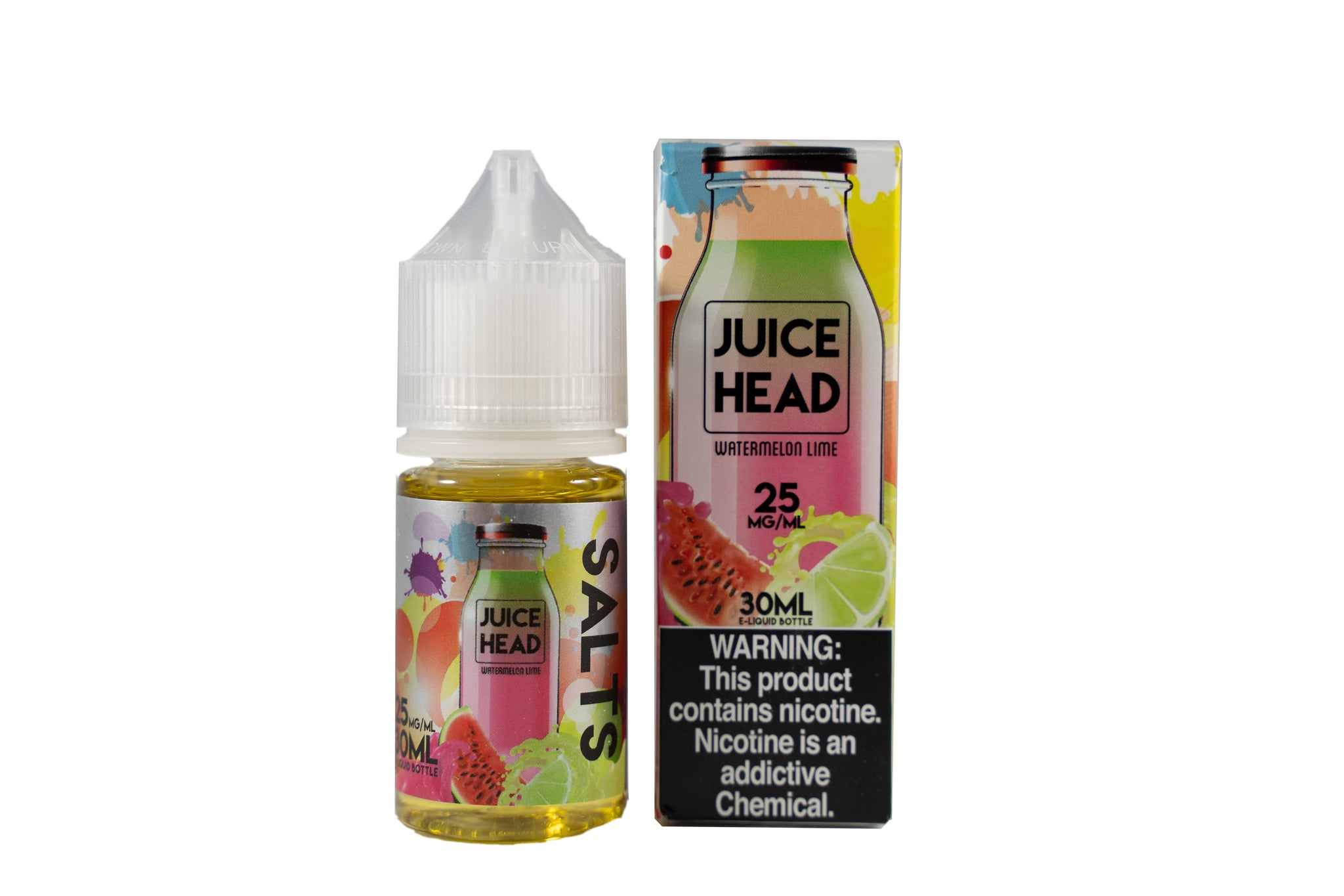 Juice Head Salt | Watermelon Lime | 30ML
