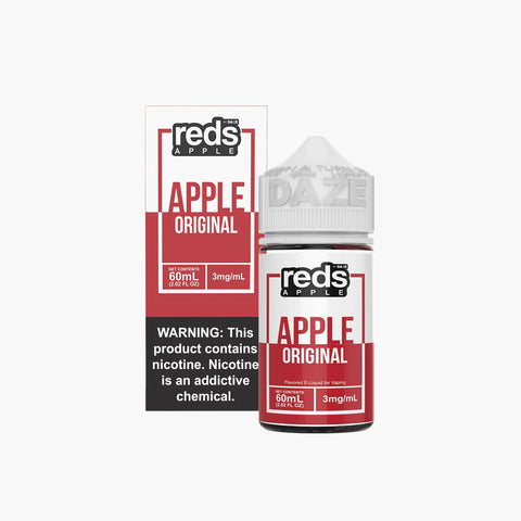 7Daze Reds | Apple | 60ML