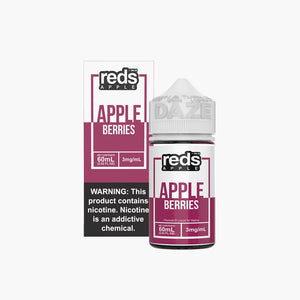 7Daze Reds | Berries | 60ML