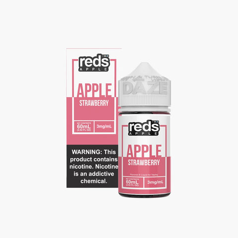 7Daze Reds | Strawberry | 60ML