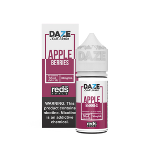 7Daze Reds Salt | Berries | 30ML