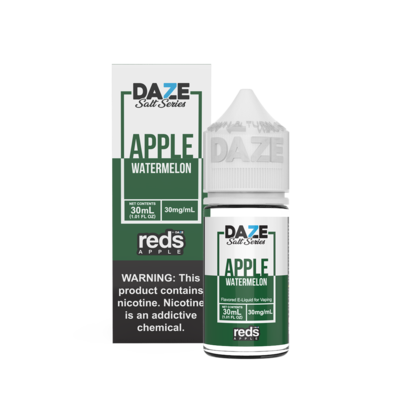 7Daze Reds Salt | Watermelon | 30ML
