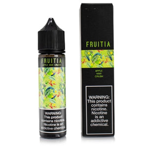 Fruitia | Apple Kiwi Crush | 60ML