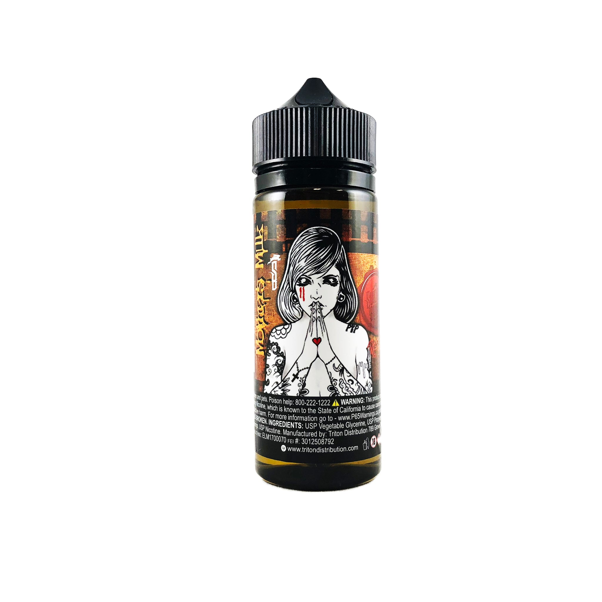 Suicide Bunny | Mothers Milk | 120ML
