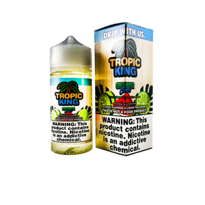 Tropic King | Cucumber Cooler | 100ML