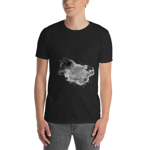 Wolf Short-Sleeve Unisex T-Shirt