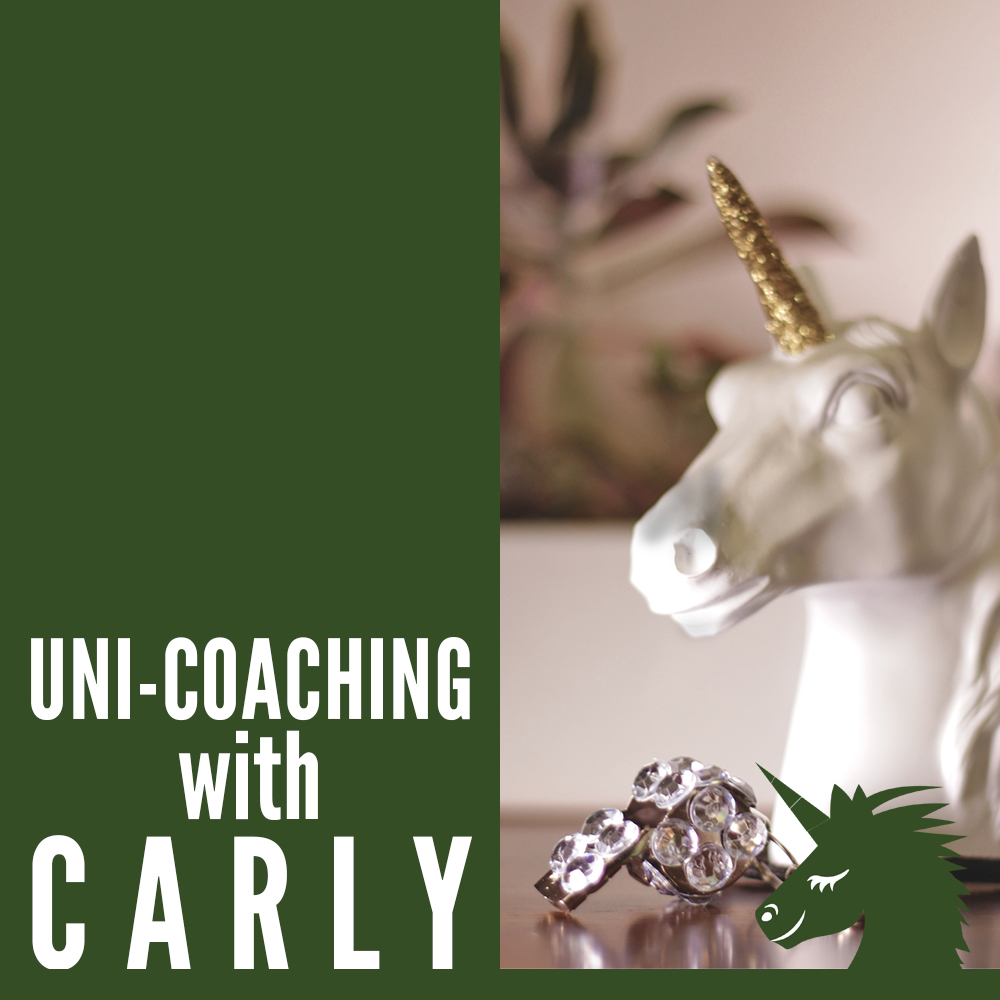 Uni-Coaching with Carly