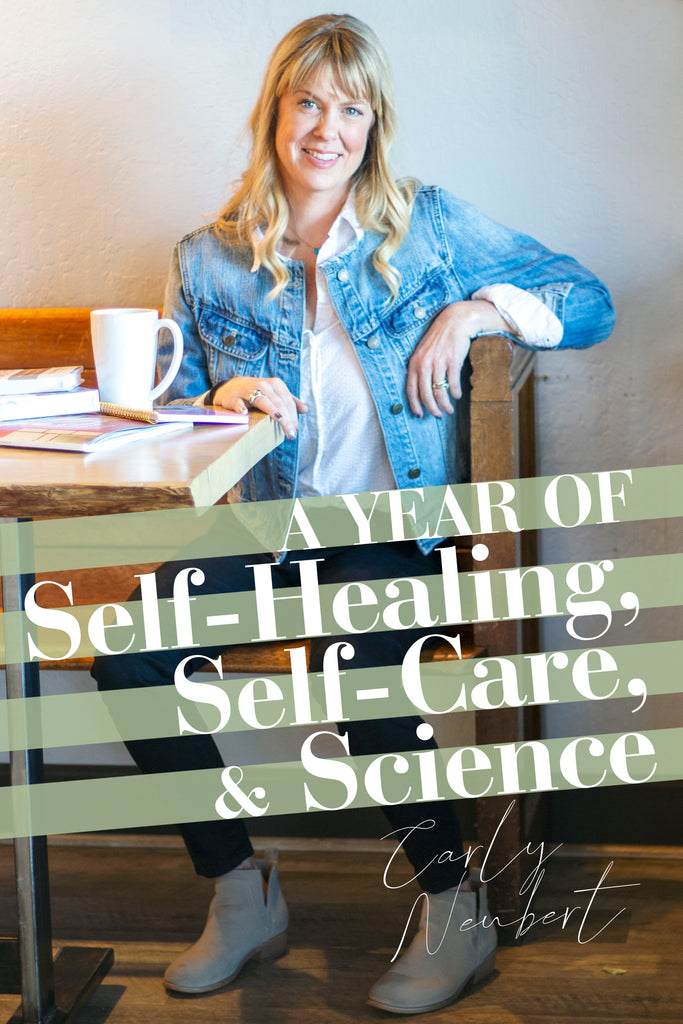 A Year of Self-Healing Self-Care & Science