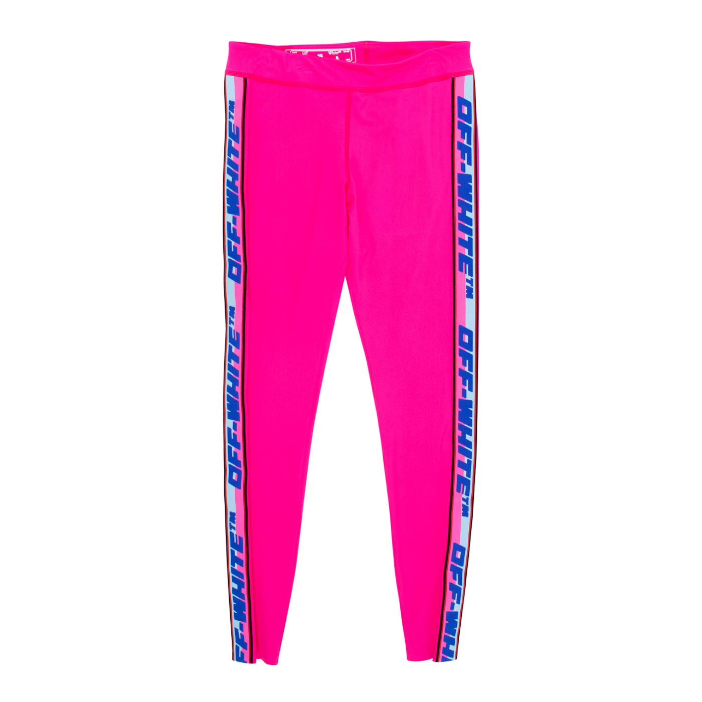 Load image into Gallery viewer, OFF-WHITE ATHLEISURE LEGGINGS PINK