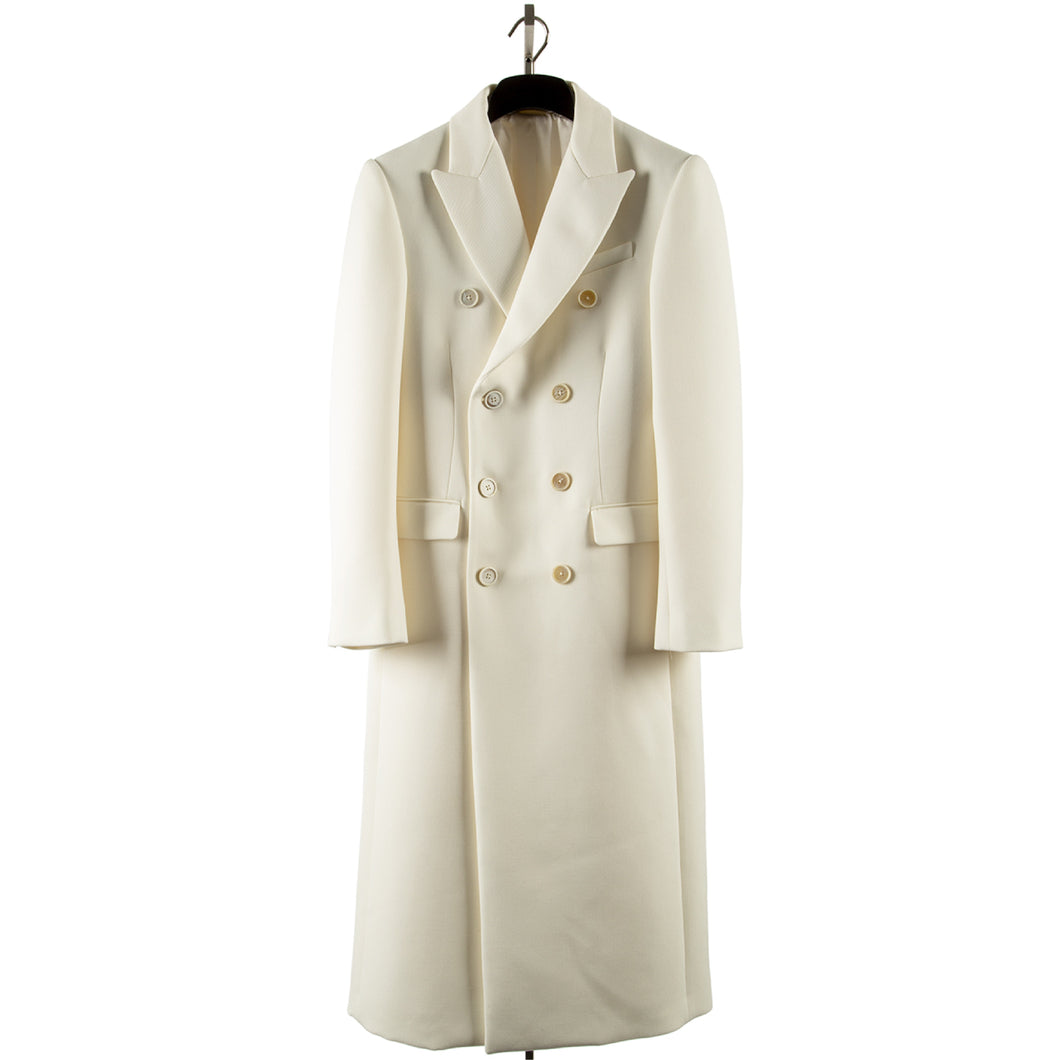 WARDROBE.NYC LONG COAT WHITE