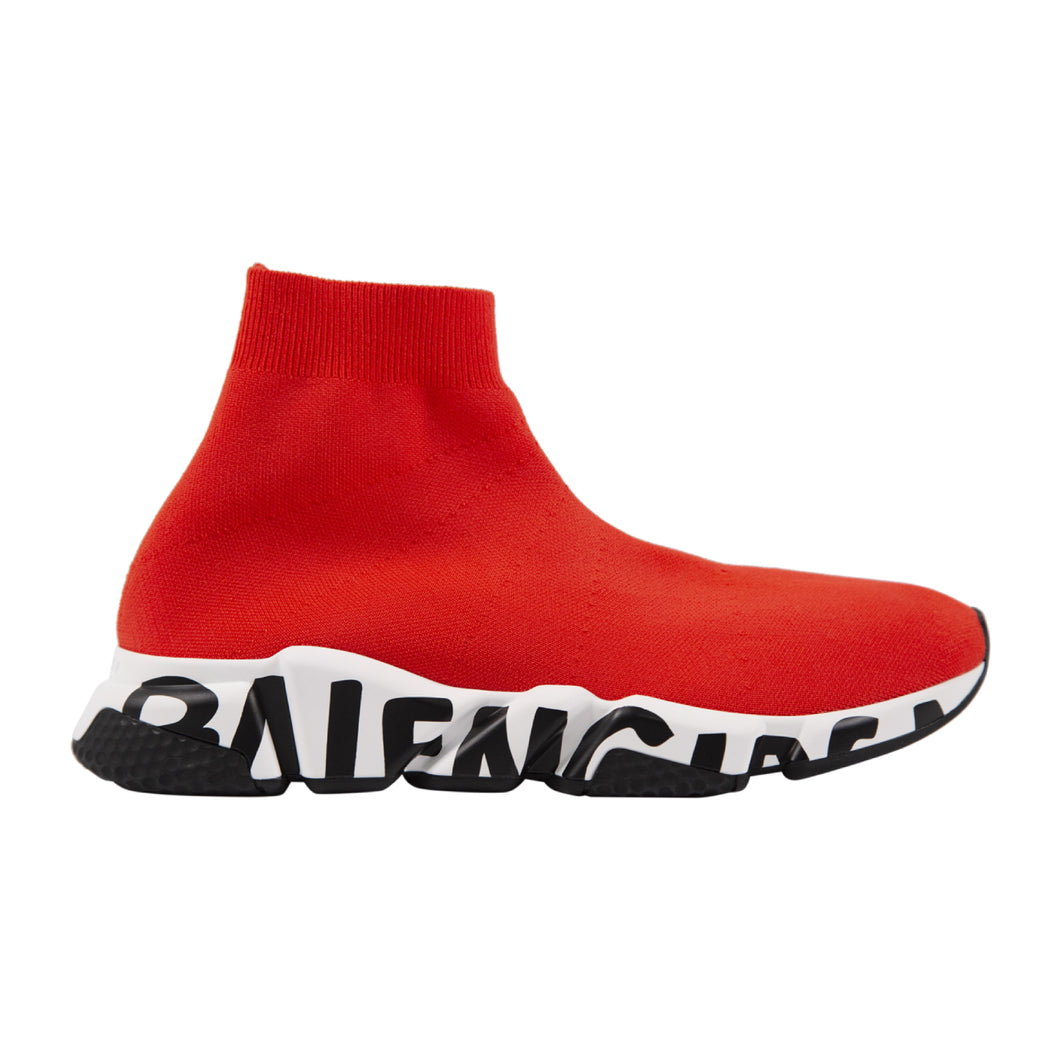 BALENCIAGA SOCK SNEAKERS RED