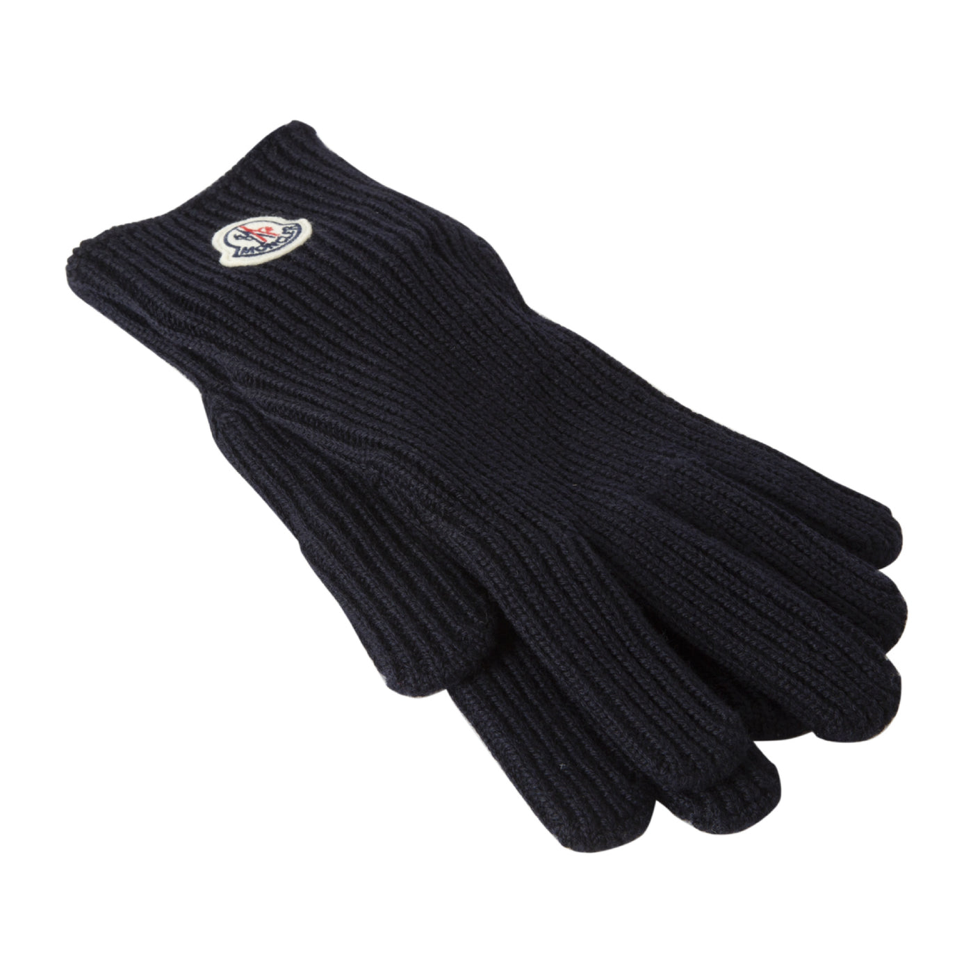 Load image into Gallery viewer, MONCLER GLOVES BLACK