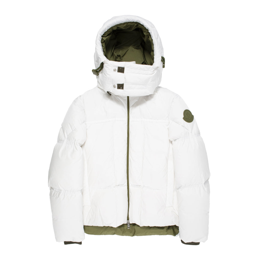 MONCLER DIOIS PUFFER WHITE
