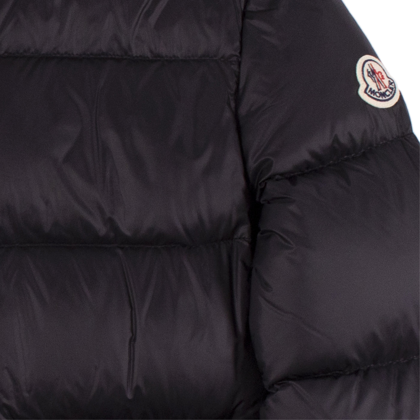 Load image into Gallery viewer, MONCLER PUFFER JACKET BLACK
