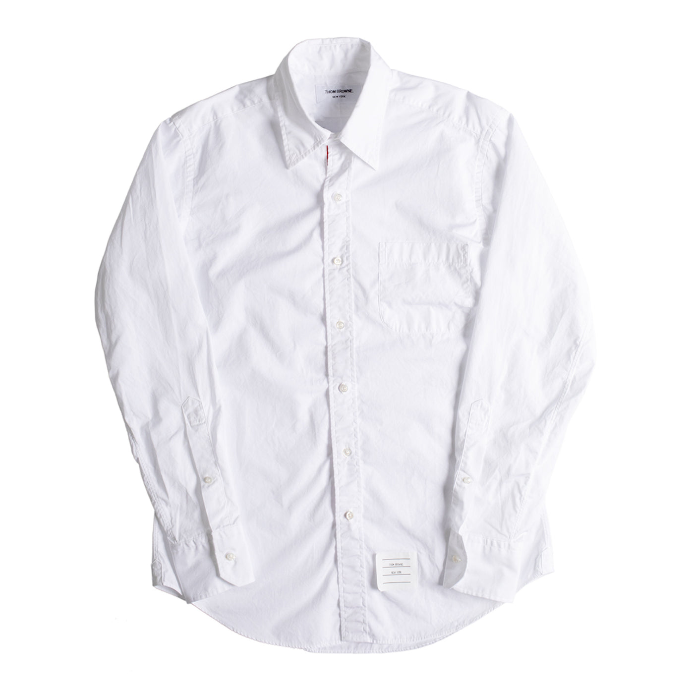 Load image into Gallery viewer, THOM BROWNE CLASSIC SHIRT WHITE