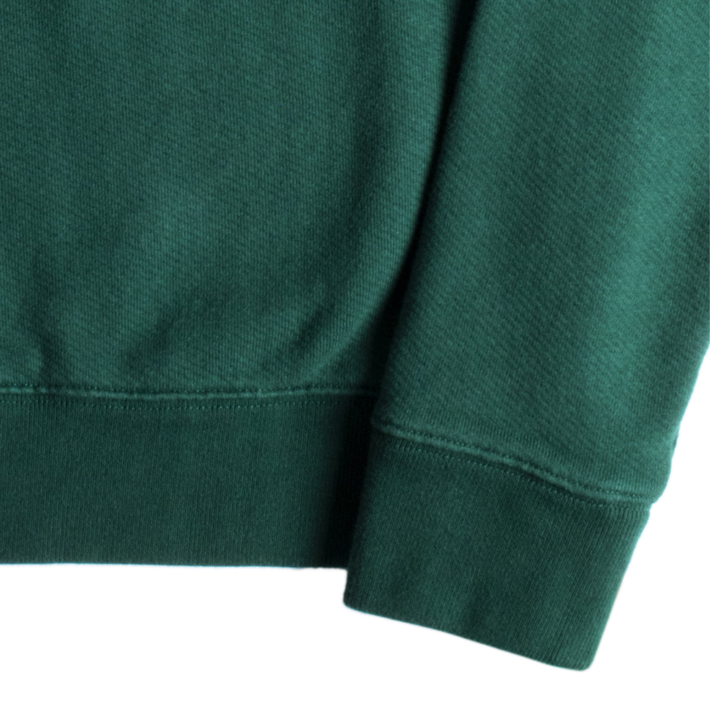 Load image into Gallery viewer, OFF-WHITE LOGO SLIM CREWNECK GREEN