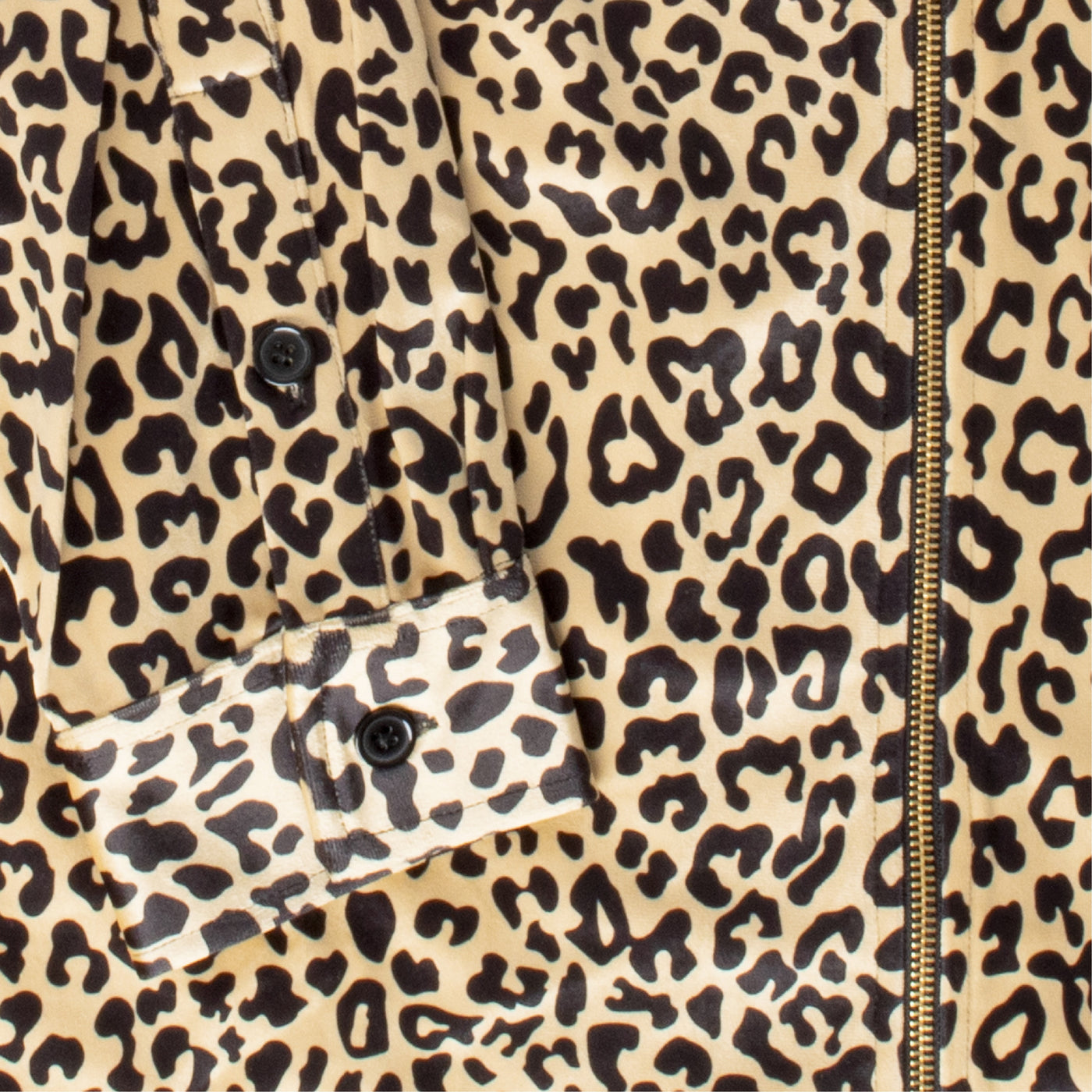 Load image into Gallery viewer, NOON GOONS LEOPARD-PRINT SHIRT NEUTRAL