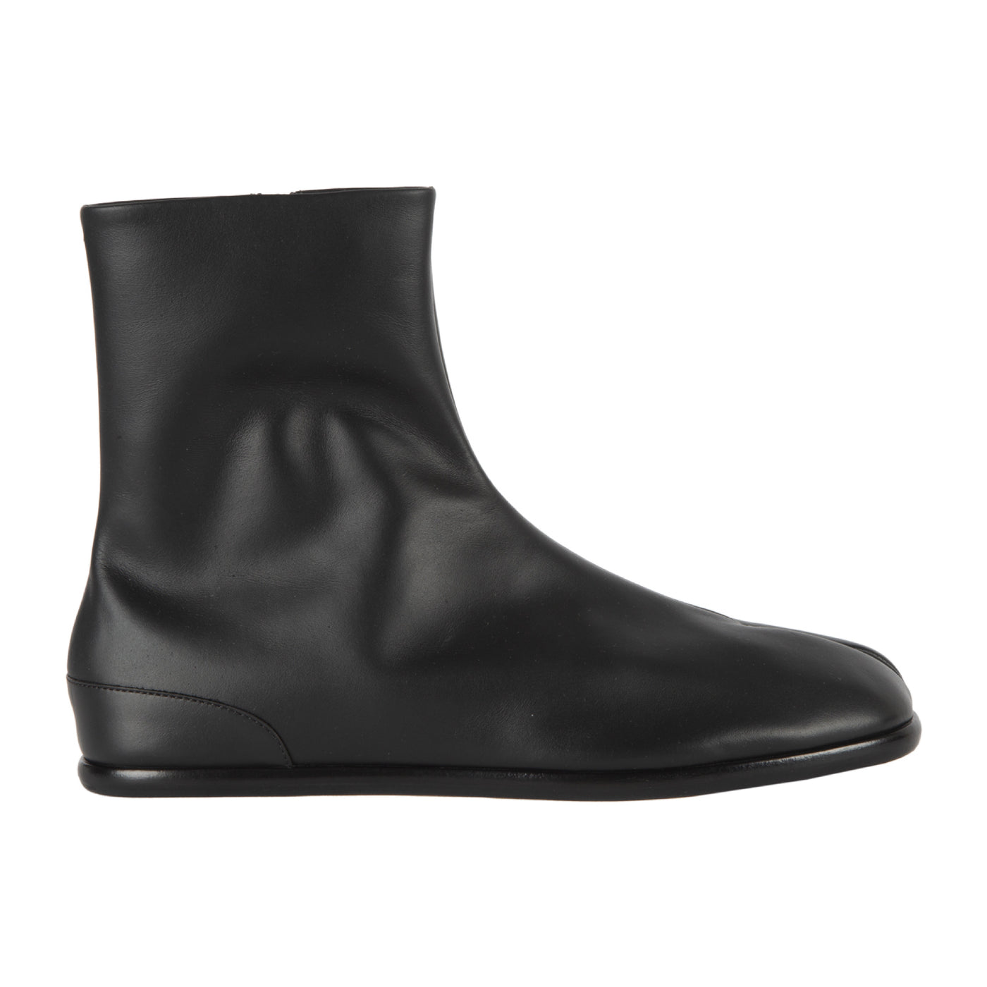 "Load image into Gallery viewer, MAISON MARGIELA ""TABI"" BOOTS BLACK"